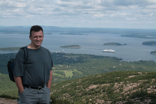 Acadia National Park Aug 31, 2008