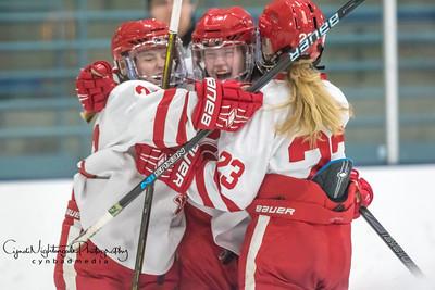 Benilde Girls Hockey 2017-18