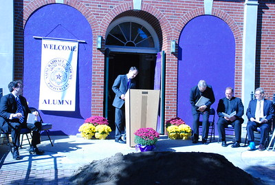 St. Raphael Theater Blessing