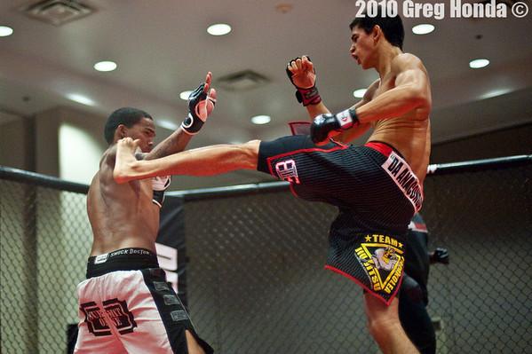 Sebastian Mariconda vs Kalani Ramos