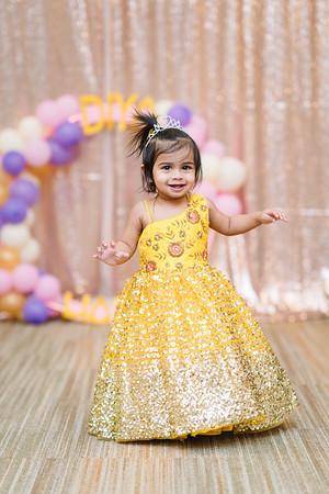 2019 Diya 1st Birthday