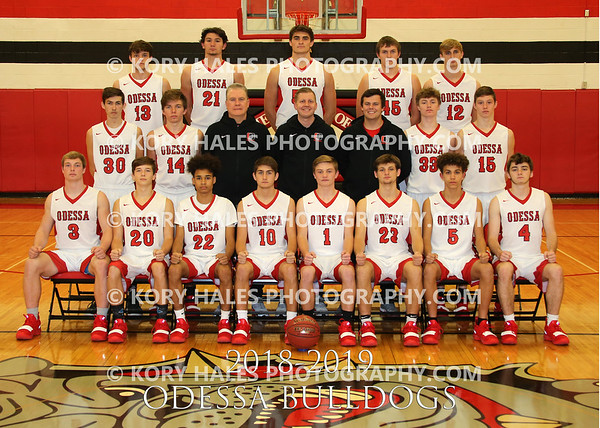 2018-2019 OHS Boys Basketball