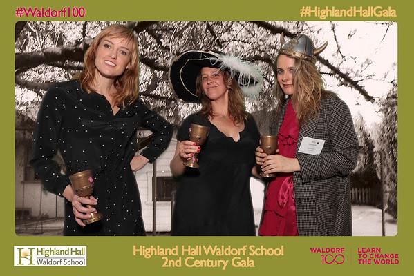 Highland Hall 2nd Century Gala