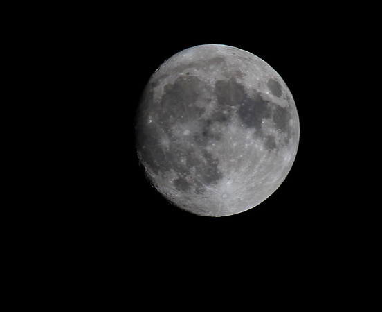 Super full moon, November 12-14th 2016