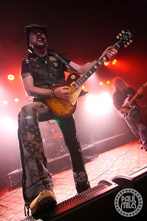 Ron Keel @ The Croxton, Melbourne 7-Mar-2020