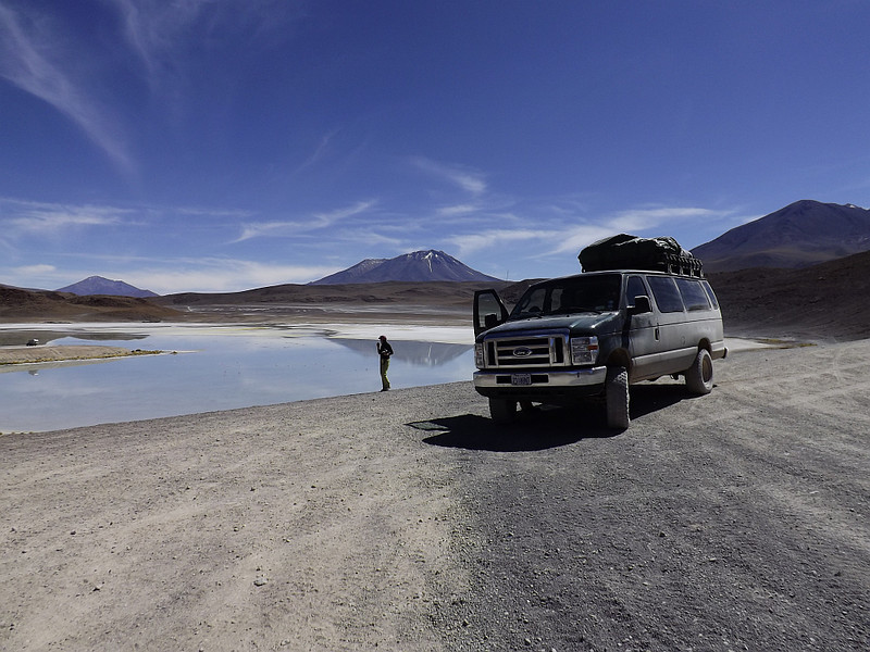 South America Adventure Bolivia Salt Flats