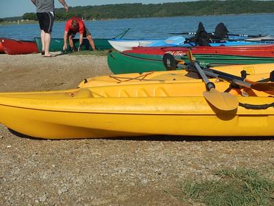 2018 Kayak\Canoe Campout Lake Bridgeport (May)