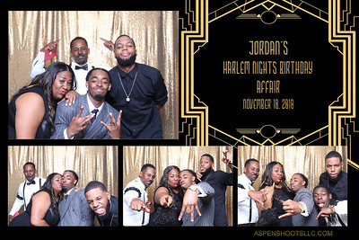Jordan's Harlem Night Birthday Affair