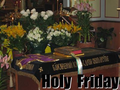Holy Friday