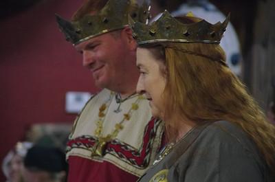 Coronation Spring 2014 - Brigit & Uther