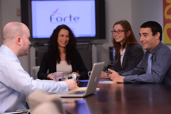 FORTE - corporate shots