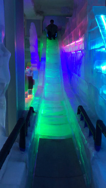 The Ice Museum (part of Trick Eye), Seoul
