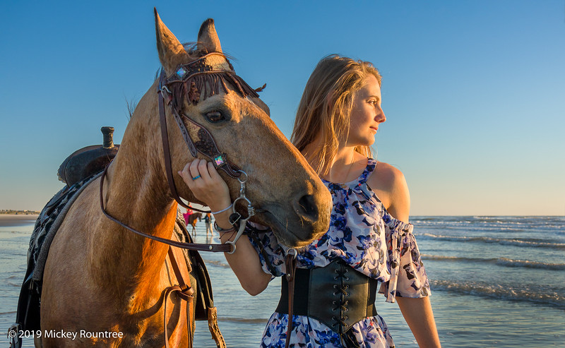 April 27, 2019 Horses on the Beach Day 3