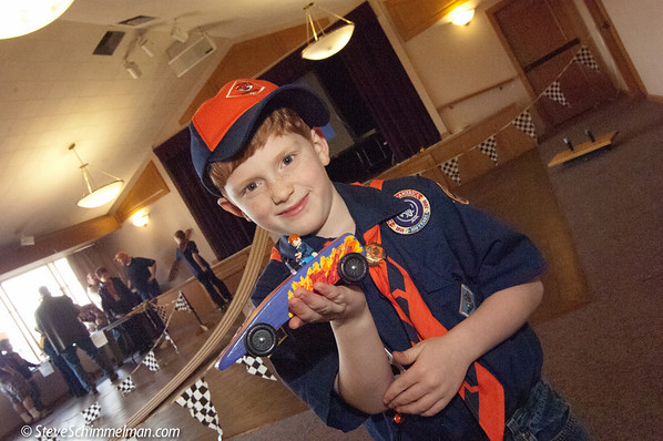 Pinewood Derby Pack 80
