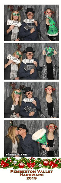 Pemberton Valley Hardware Holiday Party