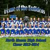 cheer team 8x10