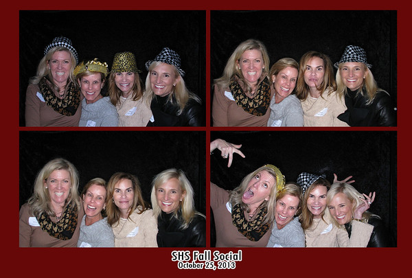 10-25 Sacred Heart Prep Social - Photo Booth