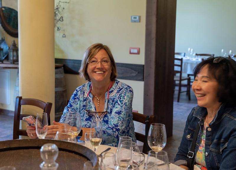 Zuffa Vineyards in Imola