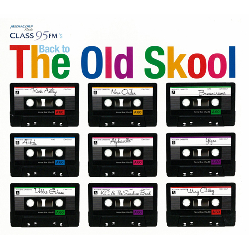 Class 95 Back to the Old Skool 1 Album