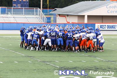 Blue and Orange Game 2013