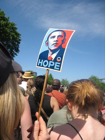Obama 5-18-08 rally
