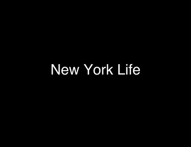 New York Life : Event November 2019