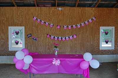 Kaylen's 2nd bday party