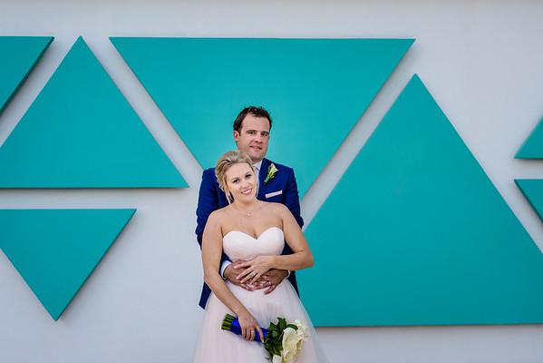 Laura and Kevin. Los Cabos wedding