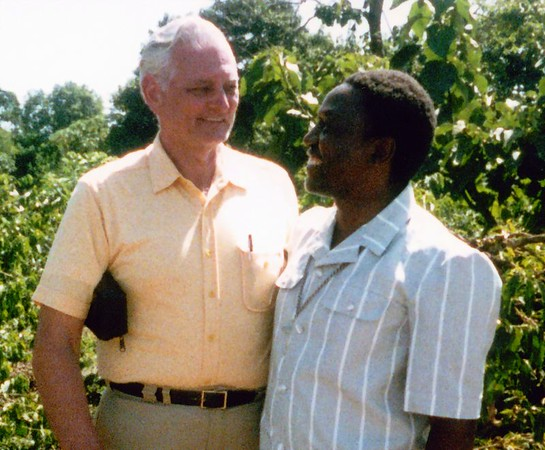 Grandpa Engel's Excellent African Adventure