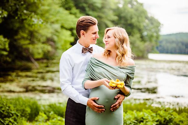 Robert and Kristina Maternity Session
