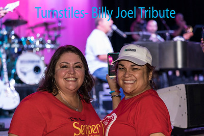 Turnstiles- Billy Joel Tribute