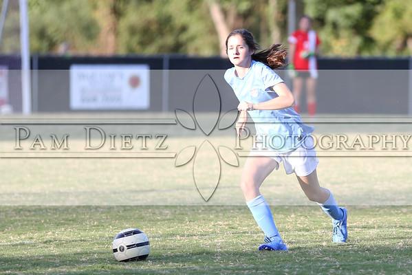 USJ girls soccer  v SacredHeart 9-22-15