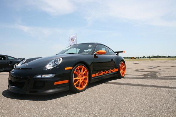 Porsche Ride & Drive @ Republic Airport on Long Island, New York - Friday June 13th, 2008