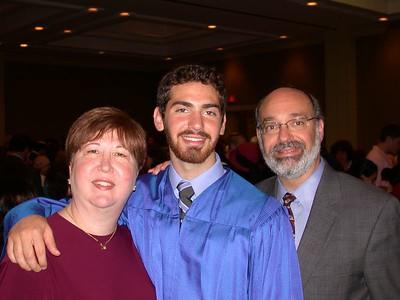 Jonathan's Graduation - Yeshiva Atlanta 2005