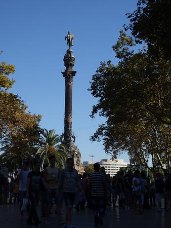 20141008 Barcelona - La Rambla