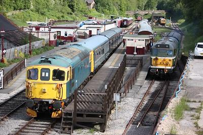 33103 - Ecclesbourne Valley Railway, June 2015