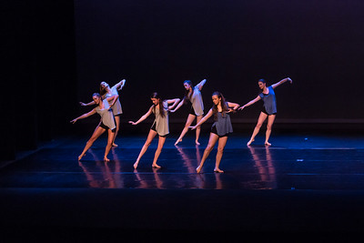 7.26 Dance Intensive performance