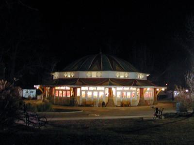 Dentzel Carousel - Glen Echo Park