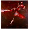 The Scarlet Dress     (Price: $2000.00)
