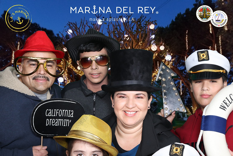 Marina Lights. #MarinaLights. #ilovemdr #MDRholidays. Photo booth by @VenicePaparazzi