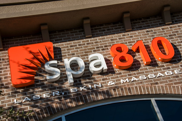 Grand Opening @ Spa 810 11-21-16