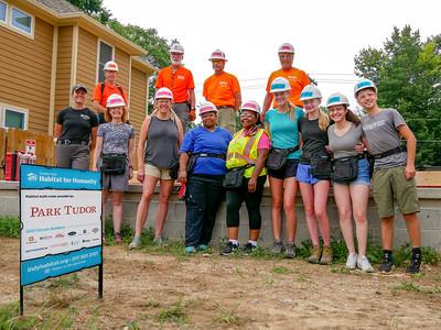 Habitat for Humanity Kickoff (7/29/21)