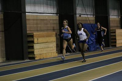 Women's 1600 Meter Relay - 2013 LSSU Laker Open