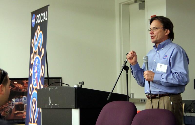 NASA Deputy Associate Administrator for Public Outreach Alan Ladwig