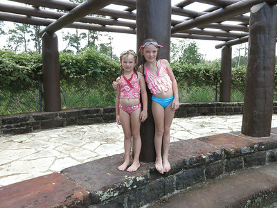 2014 summer visit with girls
