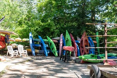 Wildcat Canoe- Kayak