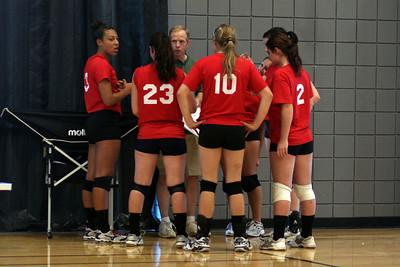 20110628 Summer League Volleyball