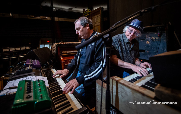 Widespread Panic - 10/30/19 - Rehearsals - New Orleans, LA