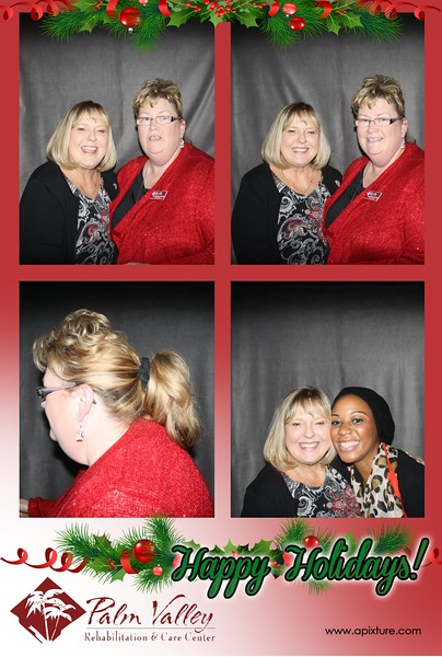 Palm Valley Rehabilitation Holiday Party 2014