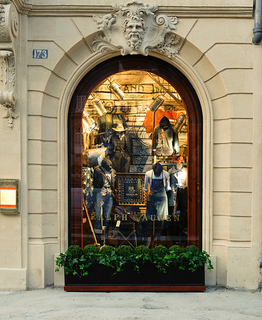 Ralph Lauren Saint Germain Store Paris